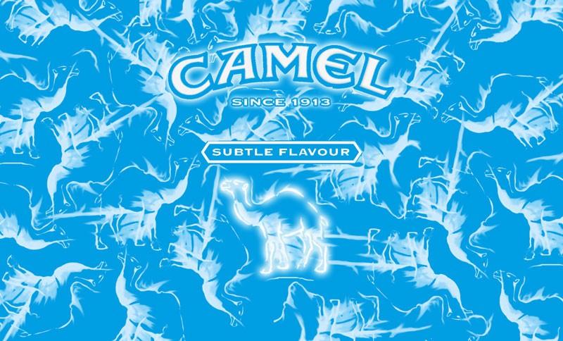 Camel Art Edition