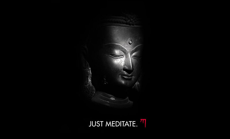Just Meditate