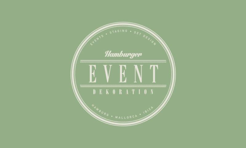 Hamburger Event Dekoration